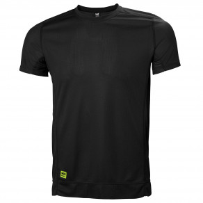 Футболка Helly Hansen HH Lifa T-Shirt 75104 (Black)