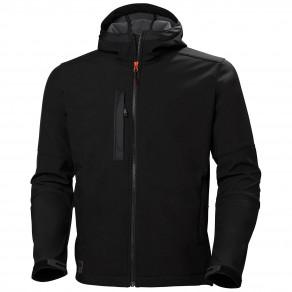 Куртка Helly Hansen Kensington Hooded Softshell - 74230 (Black)