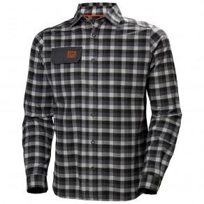 Рубашка Helly Hansen Kensington Shirt - 79111 (Dark Grey)