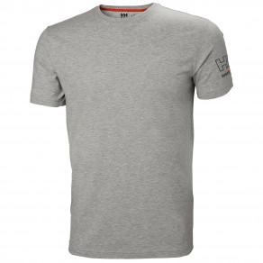 Футболка Helly Hansen Kensington T-Shirt - 79246 (Black/Light Grey