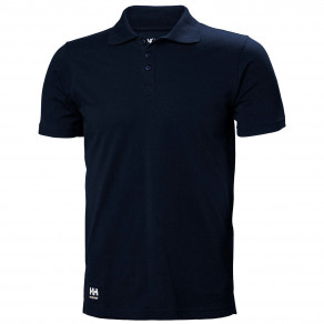 Футболка поло Helly Hansen Manchester Polo - 79167 (Navy)
