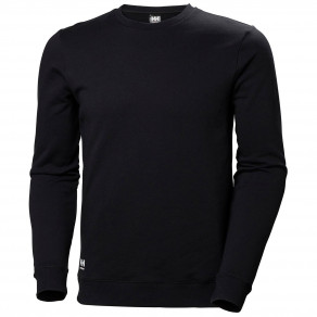 Свитшот Helly Hansen Manchester Sweatshirt - 79208 (Black)