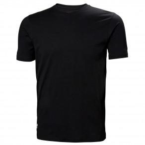 Футболка Helly Hansen Manchester T-Shirt - 79161 (Black)