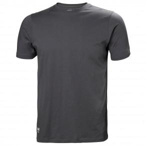 Футболка Helly Hansen Manchester T-Shirt - 79161 (Dark Grey)