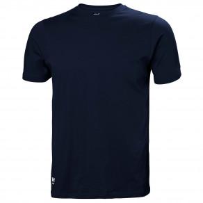 Футболка Helly Hansen Manchester T-Shirt - 79161 (Navy)