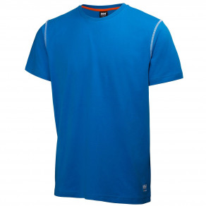 Футболка Helly Hansen Oxford T-Shirt 79024 (Racer Blue)