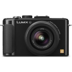Фотоаппарат Panasonic Lumix LX7 Black