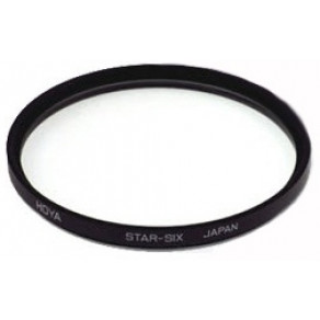 Фильтр лучевой Hoya Star 6x 67 мм 6 лучей