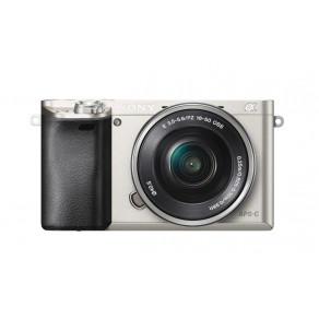 Фотоаппарат Sony Alpha 6000 Kit 16-50 Silver