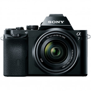 Фотоаппарат Sony Alpha 7 Kit 28-70 Black