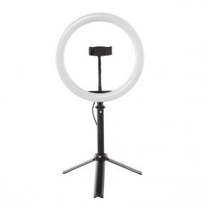 Набор MyGear LED-10 кольцевой свет 26 см cо штативом