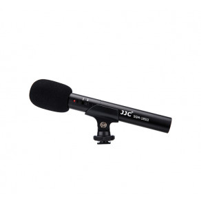 Микрофон JJC SGM-185II для фото и видеокамер с разъемом 3.5mm
