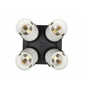 Разветвитель с 1 на 4 лампы Mircopro LH-005 с патроном E27