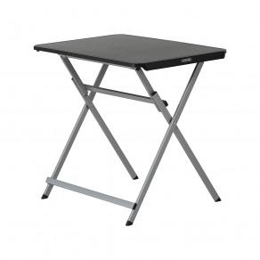 Складной стол LIFETIME 80623 (75 x 52 x 66 см) Черный/Серебристый