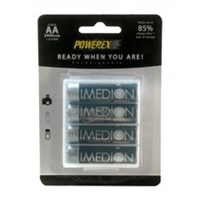 Аккумулятор Maha Powerex Imedion 2400mAh (4xAA)