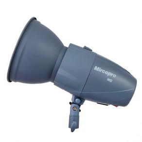 Студийный свет Mircopro MQ-300S (300Дж) с рефлектором