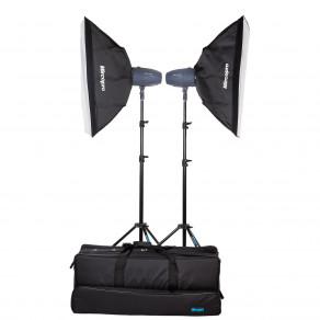 Набор студийного света Mircopro MQ-300S софтбоксы