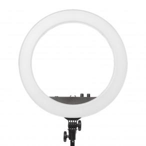 Набор света для фото-видео контента Mircopro RL-18IIK2 6 предметов 220v