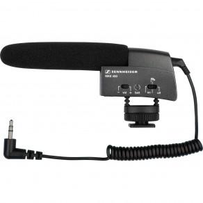 Микрофон-пушка Sennheiser MKE 400