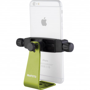 Держатель смартфона 76-91мм MeFOTO Sidekick 360 PLUS Green