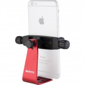 Держатель смартфона 76-91мм MeFOTO Sidekick 360 PLUS Red