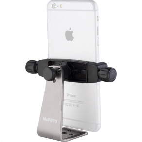 Держатель смартфона 76-91мм MeFOTO Sidekick 360 PLUS Titanium