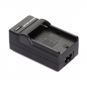 Зарядное устройство MyGear DC-E8A для аккумуляторов типа Sony NP-F750/F970, AC кабель+автоадаптер