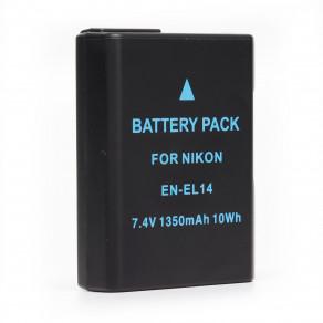 Аккумулятор MyGear EN-EL14, 1350mAh