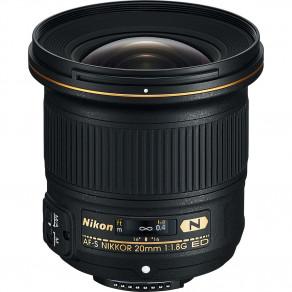 Объектив Nikon AF-S 20mm f/1.8G ED