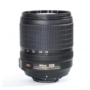 Объектив Nikon AF-S DX 18-105mm f/3.5-5.6G ED VR