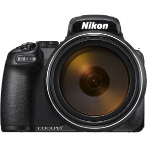 Фотоаппарат Nikon Coolpix P1000 Black