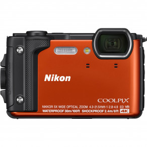 Фотоаппарат Nikon Coolpix W300 Orange