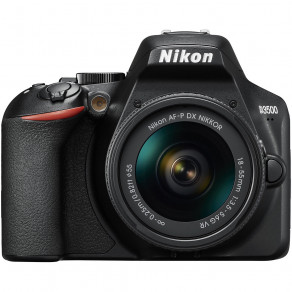 Фотоаппарат Nikon D3500 Kit 18-55 AF-P VR (VBA550K001)