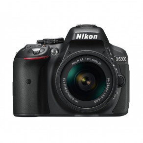 Фотоаппарат Nikon D5300 Kit AF-P 18-55 Non-VR