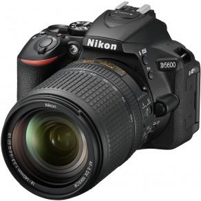 Фотоаппарат Nikon D5600 Kit 18-140 VR