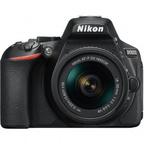 Фотоаппарат Nikon D5600 Kit 18-55 AF-P VR