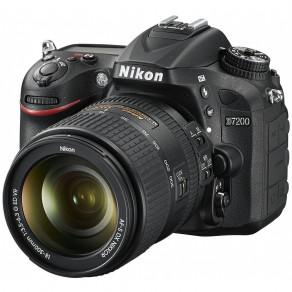 Фотоаппарат Nikon D7200 Kit 18-300 f/3.5-6.3G ED VR