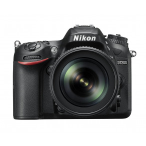 Фотоаппарат Nikon D7200 Kit 18-105 VR