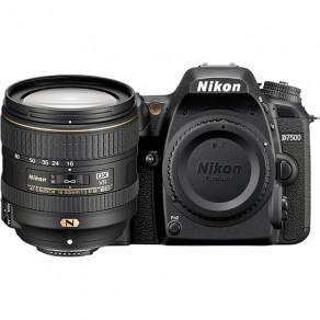 Фотоаппарат Nikon D7500 Kit 16-80 VR