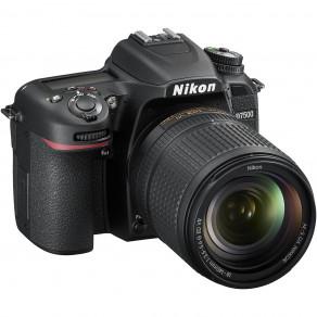 Фотоаппарат Nikon D7500 Kit 18-140 VR