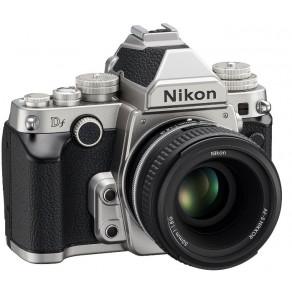 Фотоаппарат Nikon Df Kit 50mm Silver