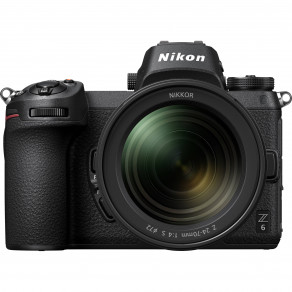 Фотоаппарат Nikon Z6 Kit 24-70 f/4 (VOA020K001)
