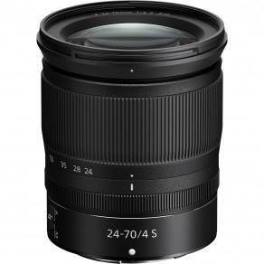 Объектив Nikon Z 24-70mm f/4.0 S