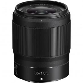 Объектив Nikon Z 35mm f/1.8 S