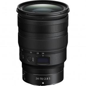 Объектив Nikon Z NIKKOR 24-70mm f2.8 S