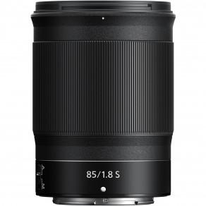 Объектив Nikon Z NIKKOR 85mm f/1.8 S