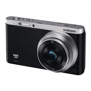 Фотоаппарат Samsung NX Mini Kit 9mm Black Wi-Fi