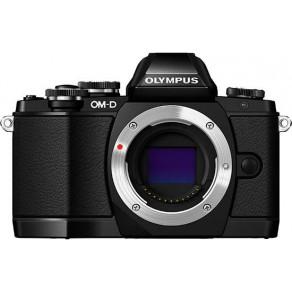 Фотоаппарат Olympus OM-D E-M10 Body Black