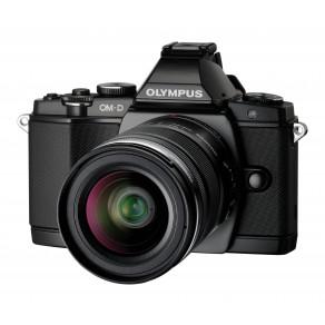 Фотоаппарат Olympus OM-D E-M5 12-50 Kit Black/Black