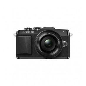 Фотоаппарат Olympus PEN E-PL7 14-42 Pancake Zoom Kit Black/Black